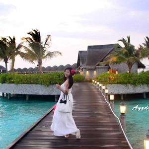 阿雅达岛游记图文-回忆中那个惊艳的梦--马代之Ayada阿雅达寻梦之旅