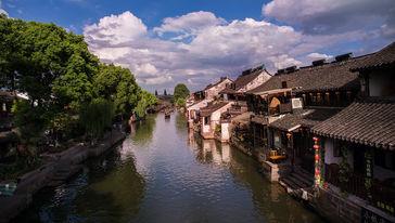 西塘风景区
