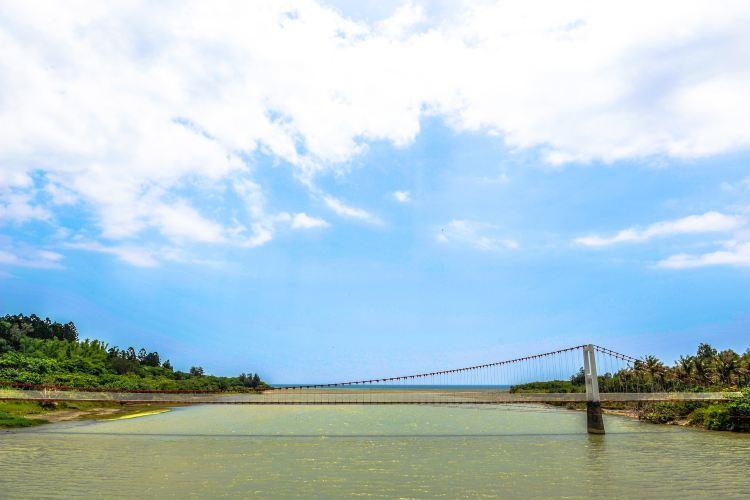 Gangkou Suspension Bridge1