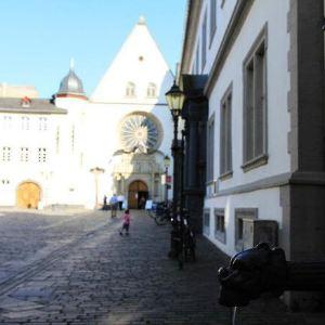 Jesuitenplatz广场旅游景点攻略图