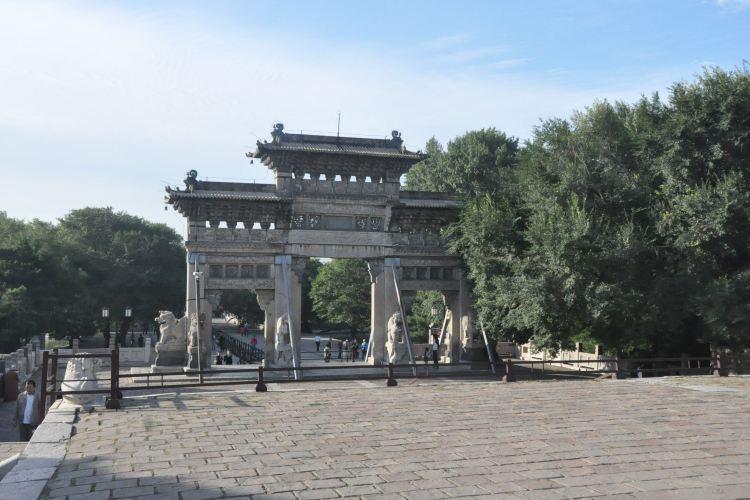 홍타이지묘(북릉공원)2