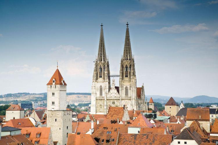 Regensburg Sage Peter Cathedral3