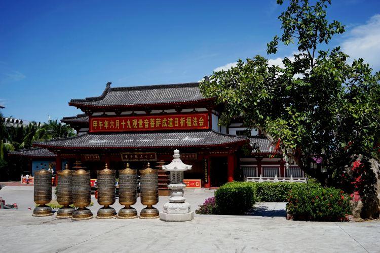 Nanshan Temple2