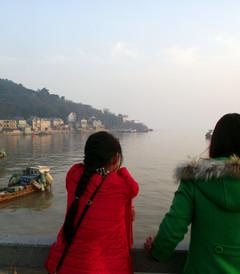 [上海游记图片] 韦金勇:上海东海之滨的海湾、金山嘴景区和浙江乍浦九龙山的南湾、汤山景区一日游