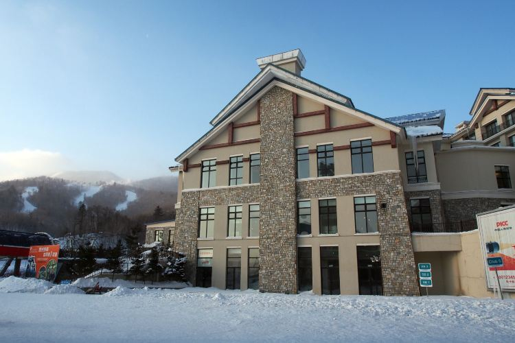 Yabuli Ski Resort4