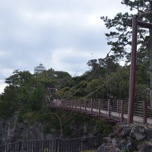 门胁吊桥旅游景点攻略图