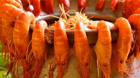 台海岸活蝦餐廳(玉古路店)
