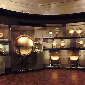 地球仪博物馆旅游景点攻略图