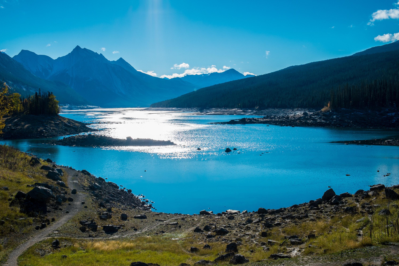 贾斯珀国家公园旅游景点图片