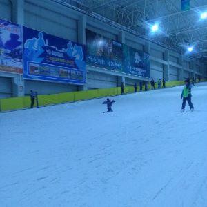 浏阳艾瑞克冰雪仙境乐园旅游景点攻略图