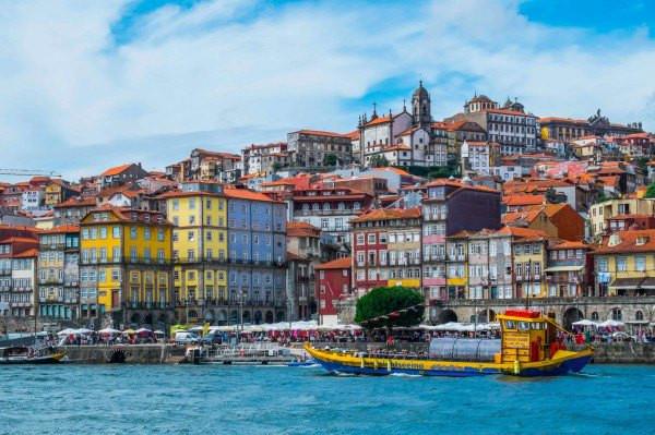 葡萄牙穿越古老年代的浪漫国度~