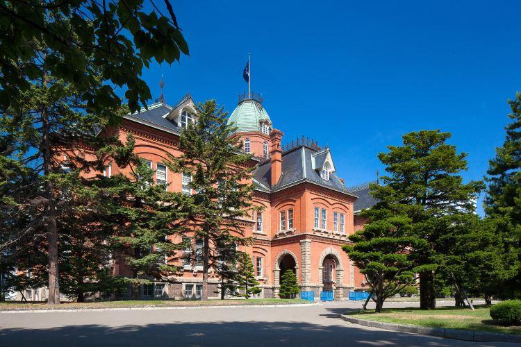 Former Hokkaido Government Office Building2