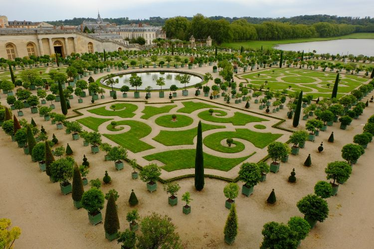 凡爾賽宮1