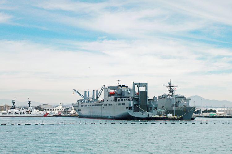 聖地亞哥港4