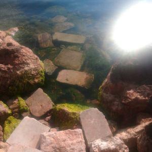 界鱼石旅游景点攻略图