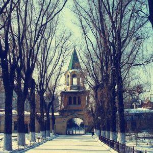 圣母安息教堂旅游景点攻略图