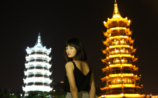 2015年行走桂林 五天四夜青春版游记