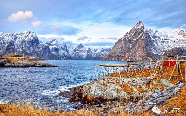 蹓跶!惊艳的冬季北极圈(绚烂极光,狗拉雪橇,裸体桑拿)