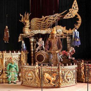巴勒莫国际木偶博物馆旅游景点攻略图