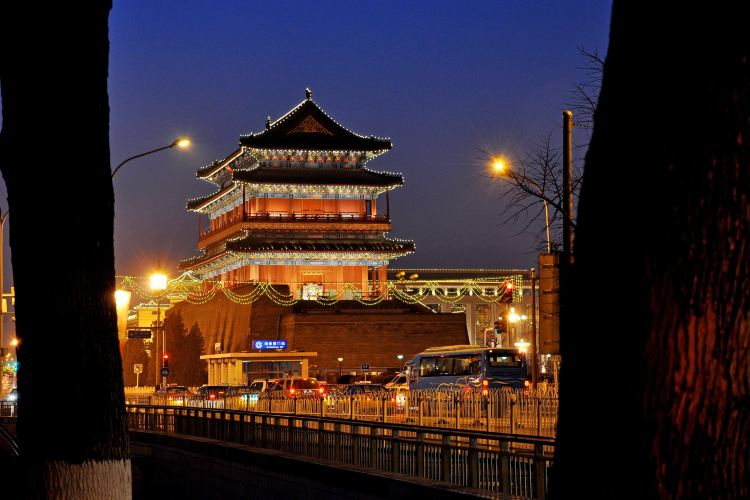 The Zhengyangmen Gate3