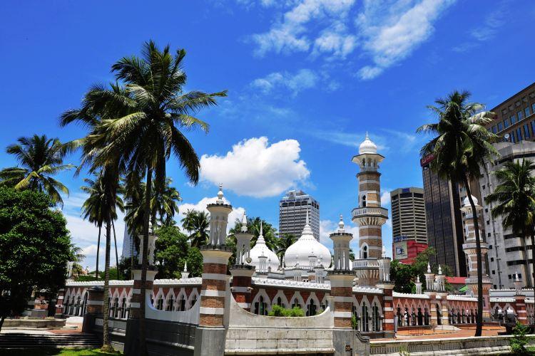 Jamek Mosque2