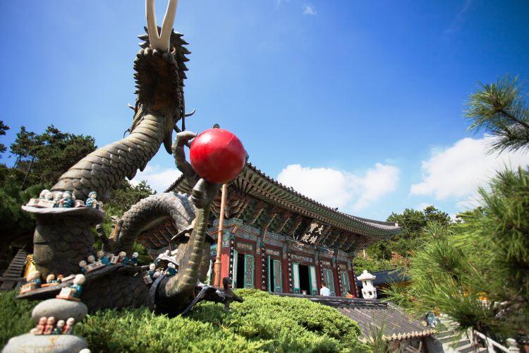 Haedong Yonggung Temple2