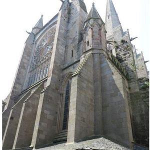 樊尚大教堂旅游景点攻略图