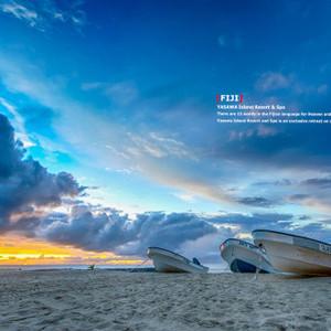 斐济游记图文-跨越赤道,轻触天堂,斐济八日