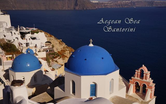 从爱琴海的光辉中走来【上】