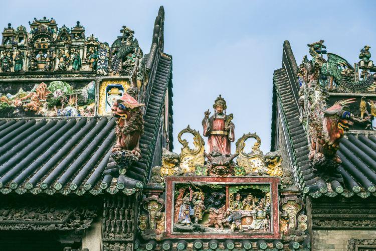 Chen Clan Ancestral Hall4