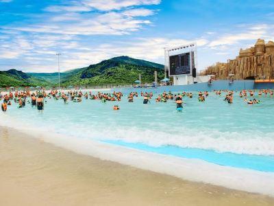 Guilin Luoshan Caribbean Lake Water Park