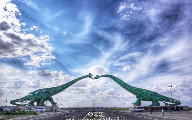 探访中国最大的侏罗纪世界