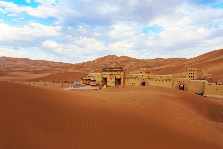 庫木塔格沙漠1