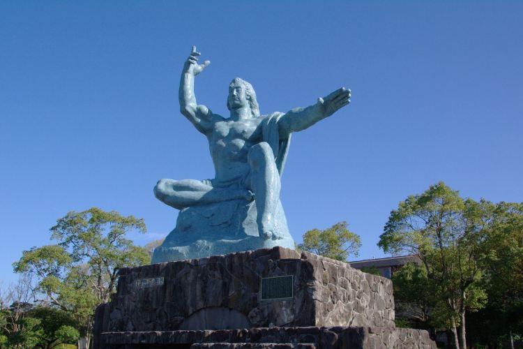 長崎平和公園1