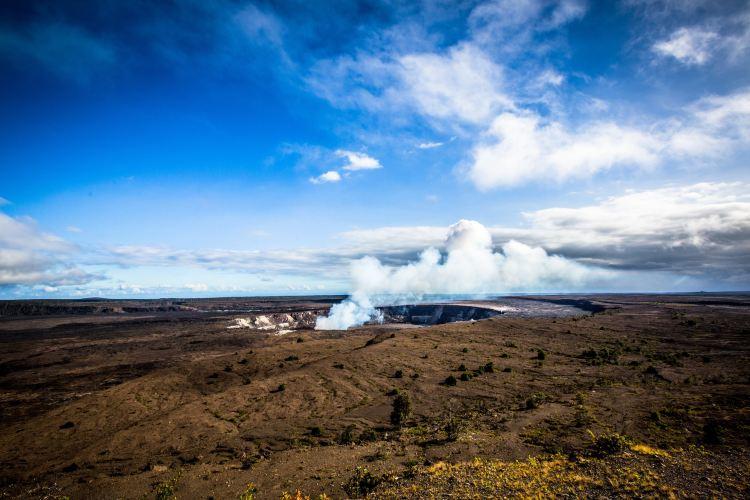 하와이 화산 국립공원2