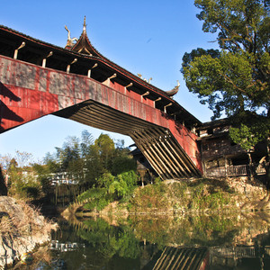 泰顺游记图文-寄情于泰顺之旅,寻廊桥于山水之间
