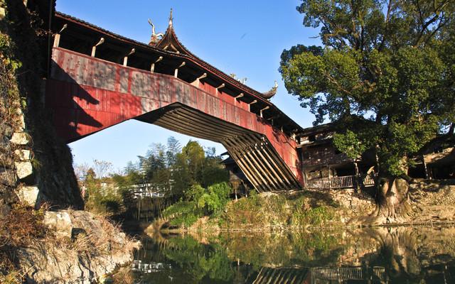 寄情于泰顺之旅,寻廊桥于山水之间