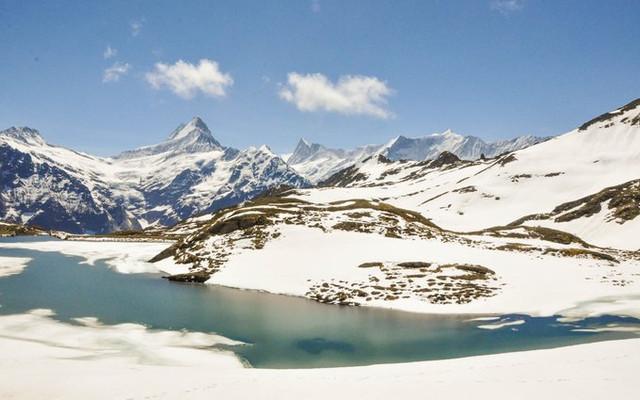 瑞士,大概满足了所有你对于美的想象