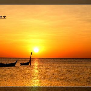 兰塔岛游记图文-甲米兰达,浪漫印记
