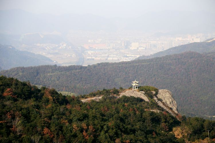 Wenling Fangshan Scenic Area2