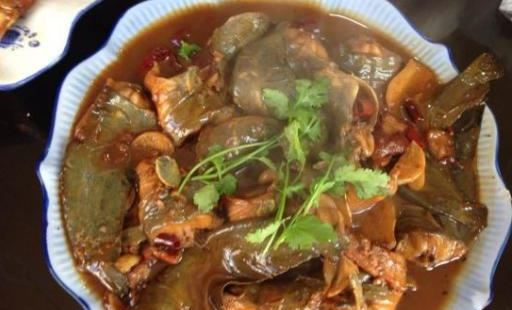 豆滿江狗肉鮮