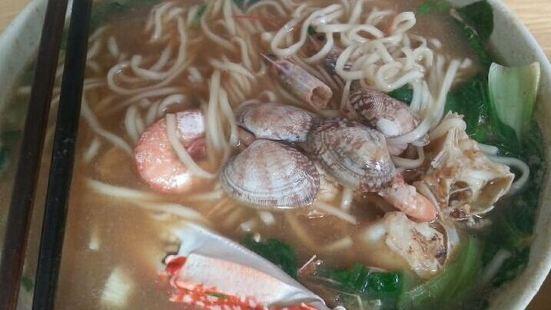 天天吃面海鮮麵館