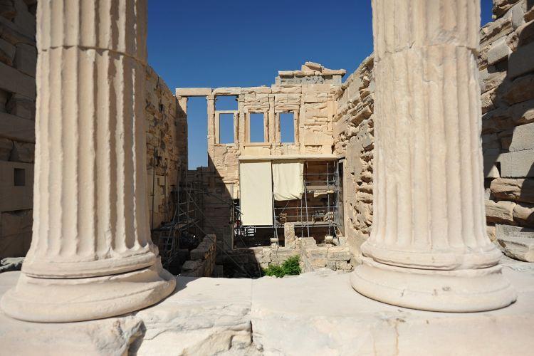伊瑞克提翁神廟 4