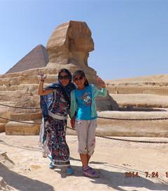 [埃及游记图片] 迟到的作业-2014年埃及行