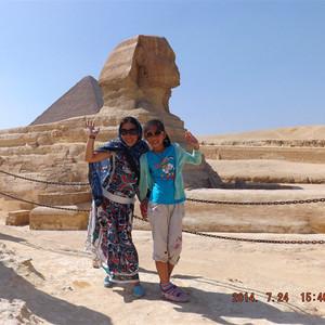阿斯旺游记图文-迟到的作业-2014年埃及行