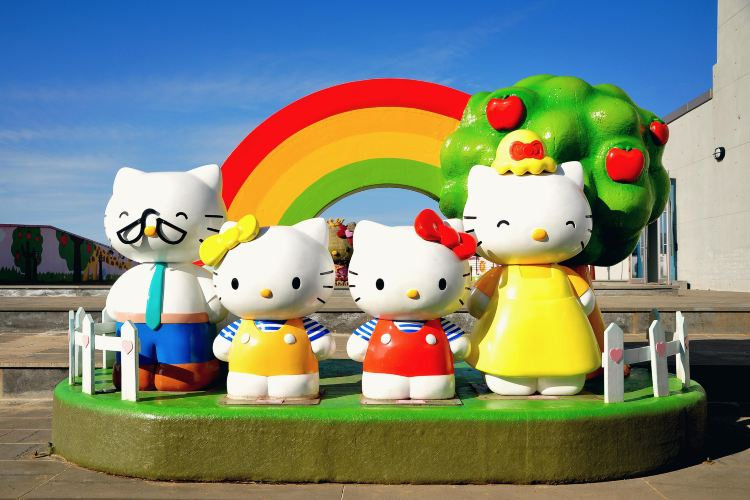 Hello Kitty Island1