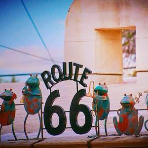 新墨西哥州游记图文-美国Zion国家公园溯溪、波浪谷徒步/犹他州单车越野/Route66探寻美国公路文化(下篇)