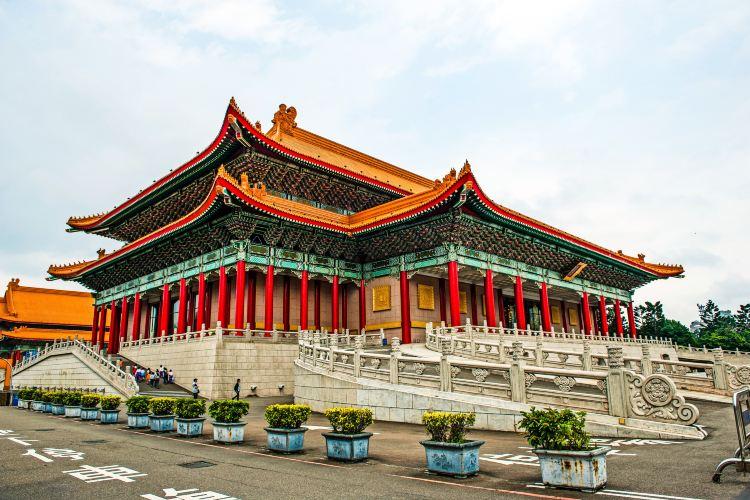 Chiang Kai-shek Memorial Hall3