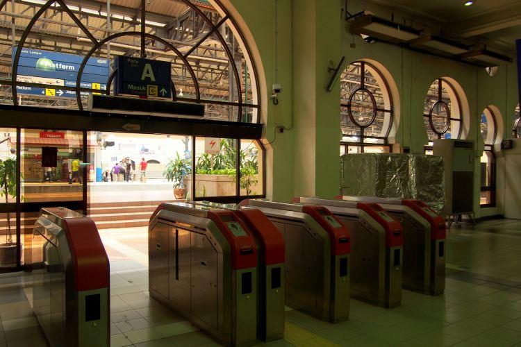 쿠알라룸푸르 기차역1