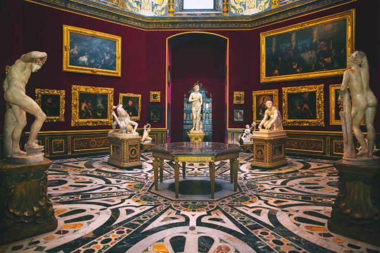 烏菲茲美術館1